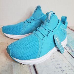Blue Puma Women's sneakers